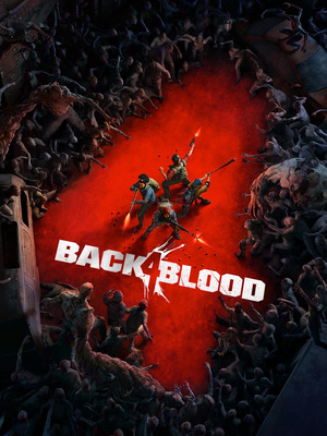 Cover for Back 4 Blood.