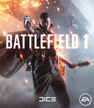 Cover for Battlefield 1.
