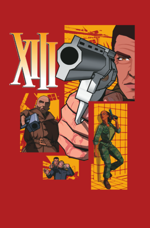 Cover for XIII.
