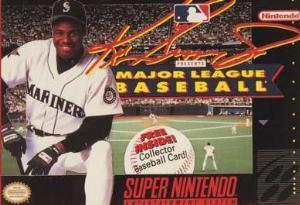 Cover for Ken Griffey, Jr. Presents Major League Baseball.