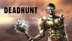Cover for Deadhunt.