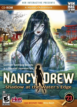 Cover for Nancy Drew: Shadow at the Water's Edge.