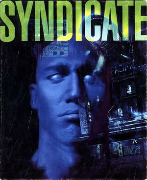Cover for Syndicate.