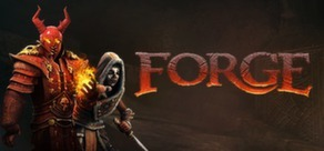 Cover for Forge.