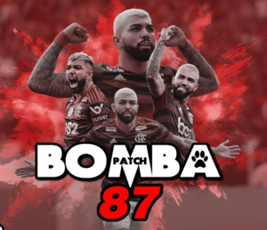 Cover for Bomba Patch 87.