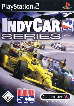 Cover for IndyCar Series.