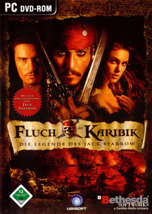 Cover for Pirates of the Caribbean: The Legend of Jack Sparrow.