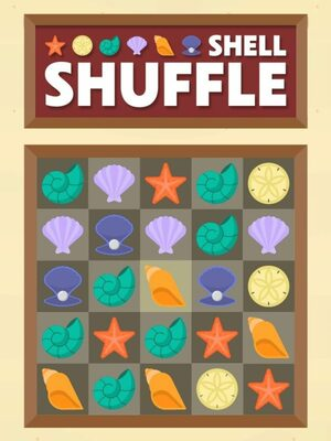 Cover for Shell Shuffle.