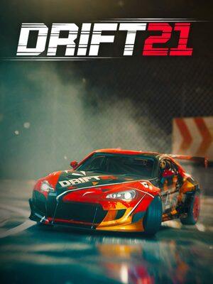Cover for DRIFT21.
