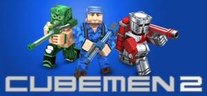 Cover for Cubemen 2.