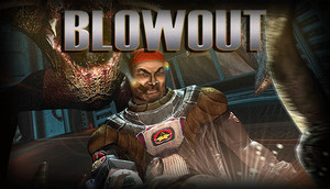 Cover for BlowOut.