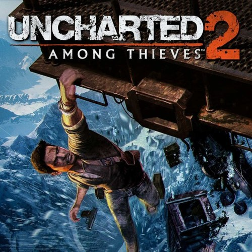 Cover for Uncharted 2: Among Thieves.