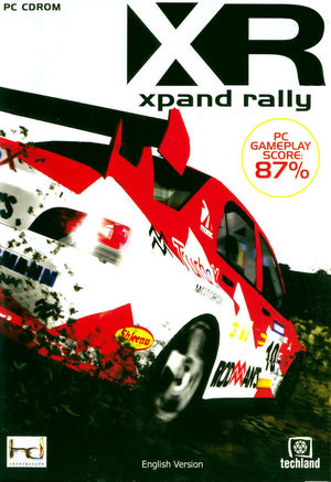 Cover for Xpand Rally.