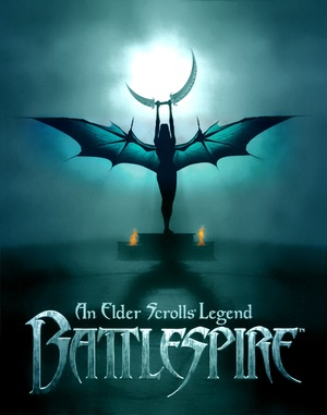 Cover for An Elder Scrolls Legend: Battlespire.