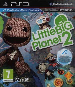 Cover for LittleBigPlanet 2.