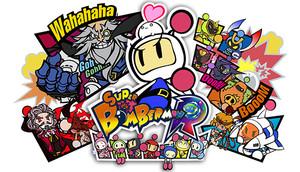 Cover for Super Bomberman R.