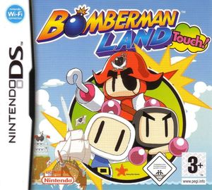 Cover for Bomberman Land Touch!.