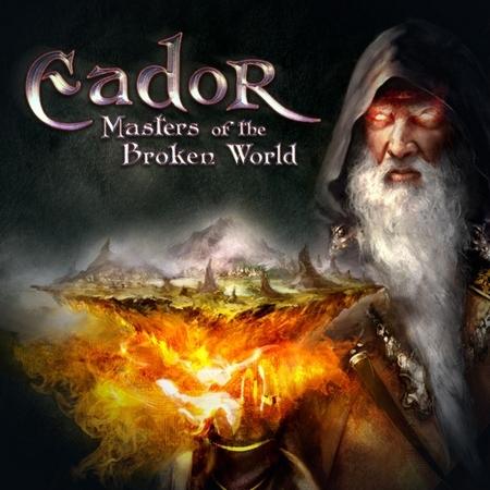 Cover for Eador: Masters of the Broken World.