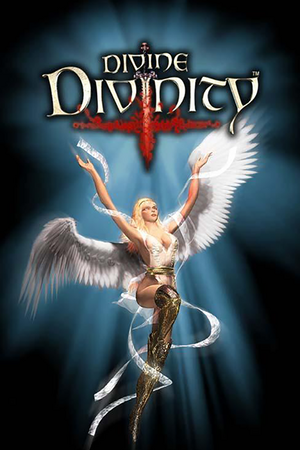 Cover for Divine Divinity.
