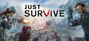 Cover for Just Survive.