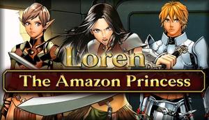 Cover for Loren The Amazon Princess.