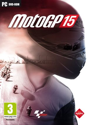 Cover for MotoGP 15.