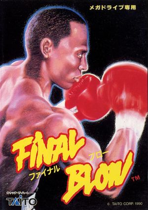 Cover for Final Blow.