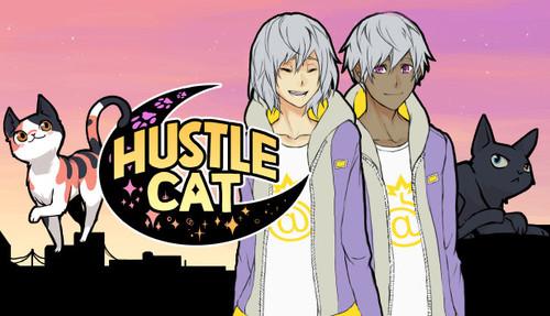 Cover for Hustle Cat.