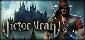 Cover for Victor Vran.