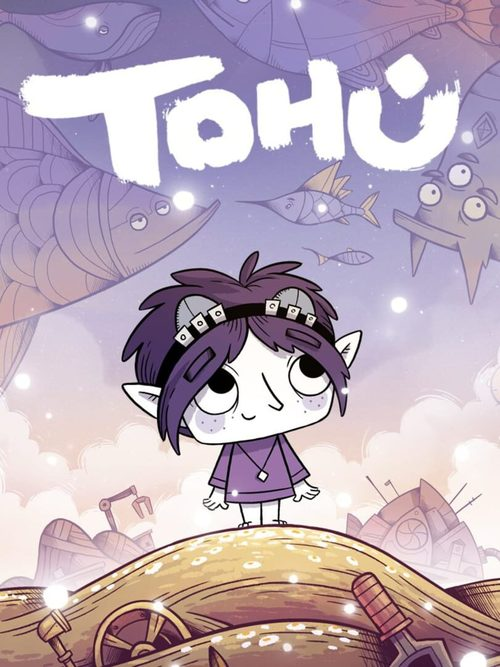 Cover for Tohu.