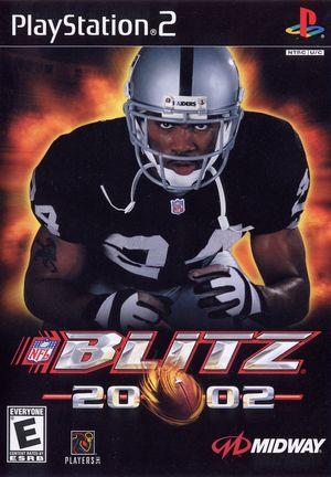 Cover for NFL Blitz 20-02.