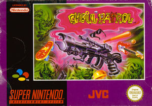 Cover for Ghoul Patrol.