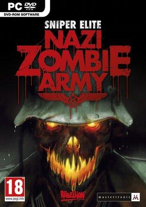 Cover for Sniper Elite: Nazi Zombie Army.
