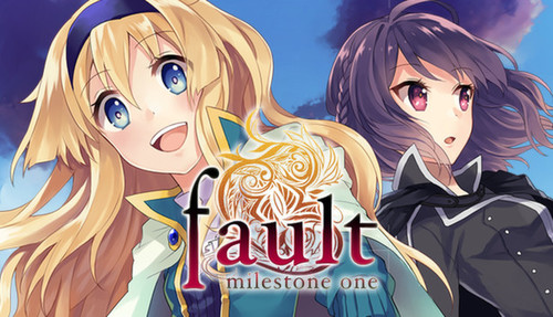 Cover for fault - milestone one.