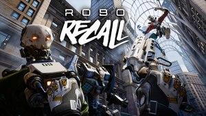 Cover for Robo Recall.