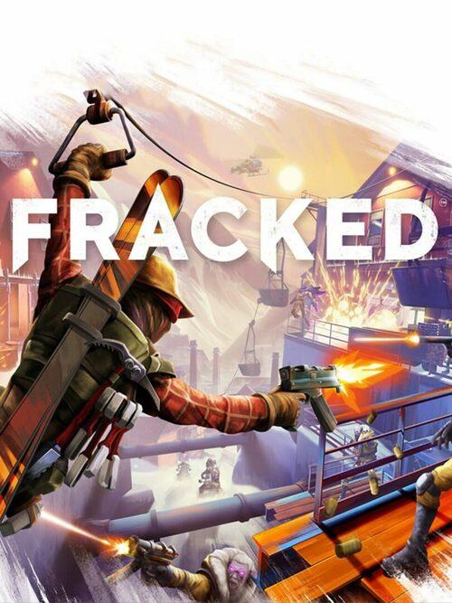 Cover for Fracked.