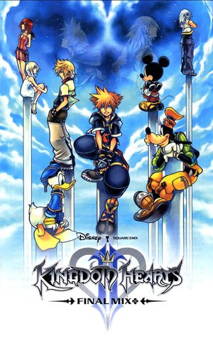 Cover for Kingdom Hearts 2 Final Mix.