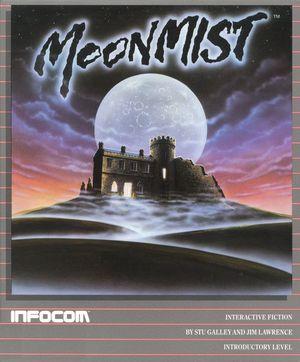 Cover for Moonmist.