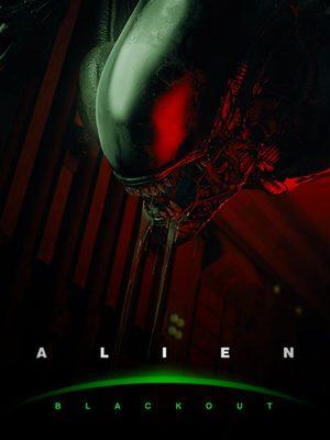 Cover for Alien: Blackout.