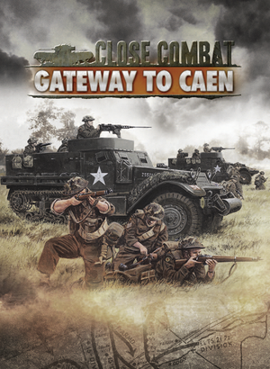 Cover for Close Combat: Gateway to Caen.