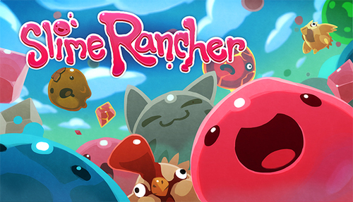 Cover for Slime Rancher.