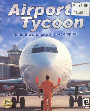 Cover for Airport Tycoon.