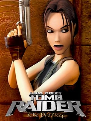 Cover for Tomb Raider: The Prophecy.
