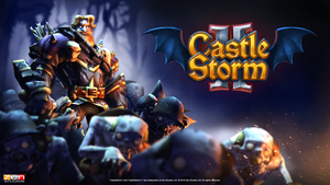 Cover for CastleStorm 2.