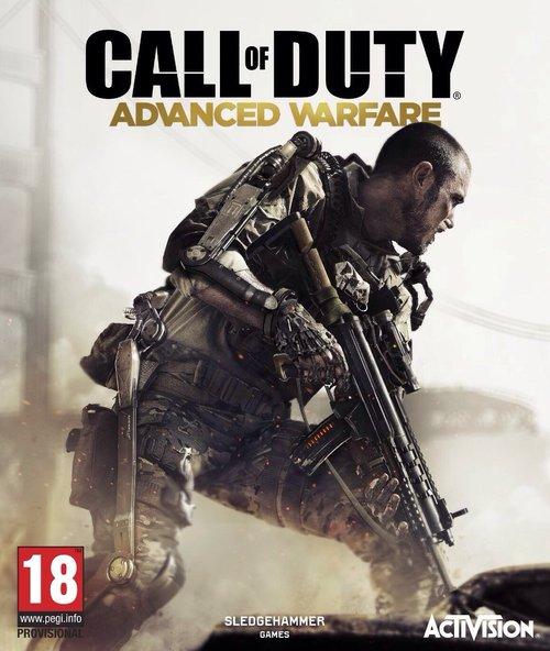 Cover for Call of Duty: Advanced Warfare.
