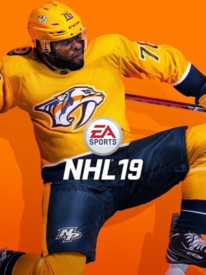 Cover for NHL 19.