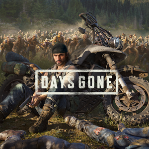 Cover for Days Gone.