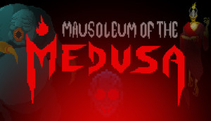 Cover for Mausoleum of the Medusa.