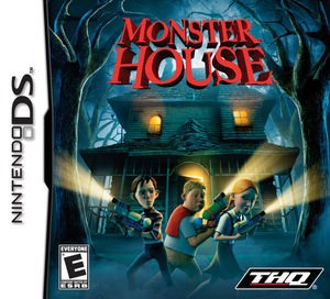 Cover for Monster House.