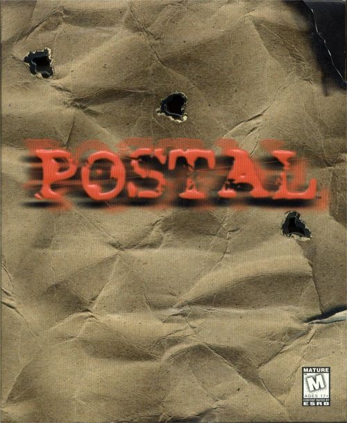 Cover for Postal.